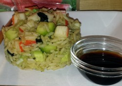 TransOcean Crab Classic California Roll Bowl